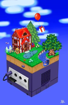 Animal crossing was for GCN