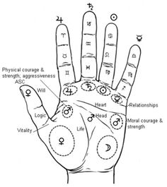how to know future by palmistry