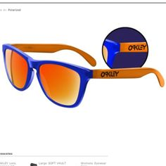 Oakley Frogskins. Yes please! Got this special pair in Puerto Rico!!