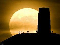 Super moon 2011.3.20.