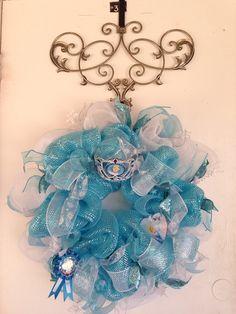 Cinderella Wreath