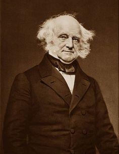 President #8 Martin Van Buren