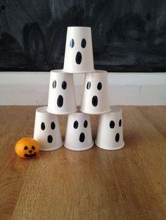 chamboule tout Halloween