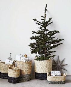 Quer decorar a casa para o Natal de um chique e elegante? Confira estas ideias