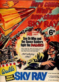Wall's Sky Ray