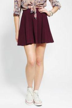 Pins And Needles Knit Circle Skirt s