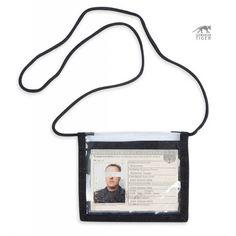 Tasmanian Tiger ID Holder - porta tesserino trasparente
