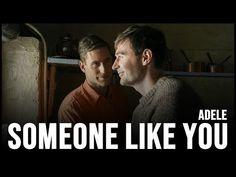 🌈 GAY VIDEO   Adele - Someone Like You - com tradução - YouTube Adele Someone Like You, Gay Couple, Album, My Music, Youtube, Fictional Characters, Someone Like You, Gay Pride, Love Life