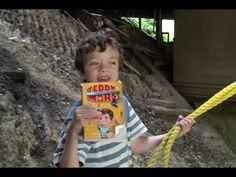 I Love These #Books! Says 8-yr-old #Kidlit #reviewer. Watch his review!