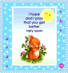 48 best get well ecards images on pinterest get well get well free get well wishes cards new cards due to be added soon so pop m4hsunfo