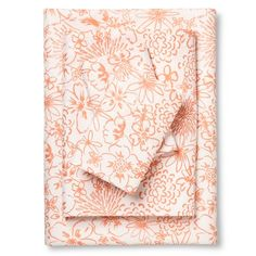 Floral Sheet Set - Mint&White - Xhilaration™