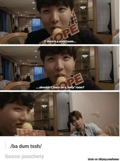 Hoseok gets me on a spiritual level