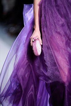 ♔ Purple