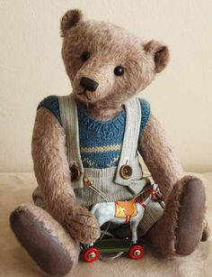 Dennis by By Jane Humme | Bear Pile