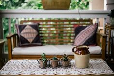 French Country Playlist from Local Milk!  front porch living by Beth Kirby | {local milk}, via Flickr