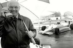"*The Voice* ~ Murray Walker. :::  -- ""Either the car is stationary, or it's on the move."" -- ""I don't make mistakes. I make prophecies which immediately turn out to be wrong."""