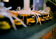 Hostess with the Mostess® - Ethan's School Bus Birthday Party