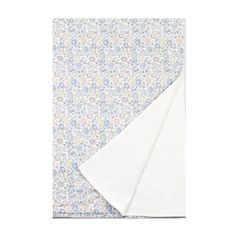 Liberty Print Baby Blanket | D'Anjo #aw17 #baby-blanket #coco-&-wolf