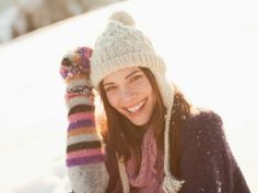 10 Tricks to Instantly Revive Winter Clothes (love sewing conductive thread into gloves to work smartphone!)