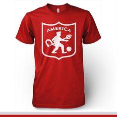 America de Cali Colombia T-shirt - Pandemic Soccer - 1