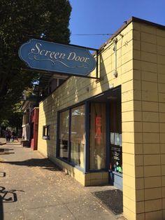 Screen Door Se Portland