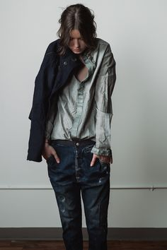 Shades Of Grey, Fashion Boutique, Hand Knitting, Trousers, Leather Jacket, Pullover, Stylish, Jackets, Collection