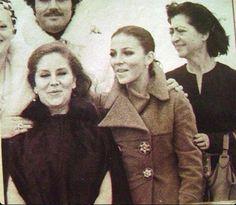 Socorro y Verónica Castro