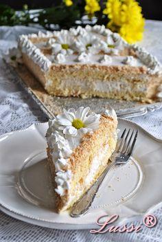 """Lussi`s World of Artcraft: Торта """"Трите млека"""" / Tres Leches Cake"""