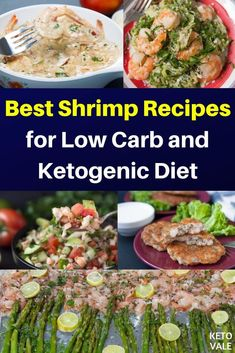 Check these easy low carb and keto friendly shrimp recipes for ketogenic diet pasta rezept healthy pasta recipes Ketogenic Recipes, Ketogenic Diet, Diet Recipes, Crockpot Recipes, Shrimp And Asparagus, Shrimp Pasta, Prawn Dishes, Low Carb Shrimp Recipes, How To Cook Shrimp
