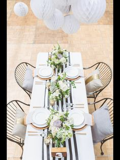 Table scape
