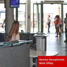 On behalf of our client based in West Offaly, we are recruiting for a Receptionist for the Service Dept for a permanent role. Contact Andrea in AllPro Recruitment today on 0579339809 for more info Receptionist, Job Description
