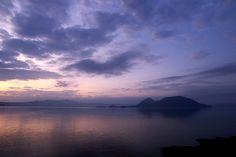 good morning lake toya