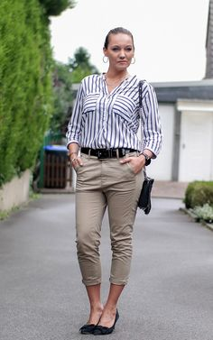 Outfit G-Star Bronson Chino | hot-port.de | 30+ Style Blog