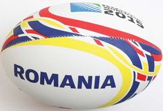 Ballon Rugby Supporteur Roumanie RWC 2015 / Gilbert