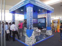 Pabellón Stands de Exhibición - Stand Sociedad Nacional de Pesquería.