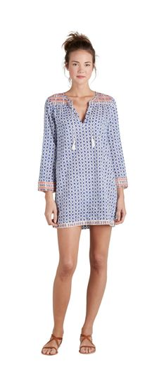 #JOIE Daria Tunic -- swimsuit coverup.