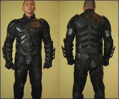 Really nice body armor!