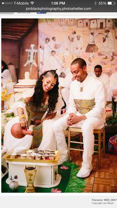 #TraditionalCoffee #boun #Eritrea #EritreanWedding #EritreanLove #wedding #AsghedomWedding2015 #Haben&MikesWedding Ethiopian Wedding Dress, Ethiopian Dress, Habesha Kemis, Eritrean, Traditional Wedding, Traditional Dresses, Wedding Show, Wedding Day, Ethiopian Coffee Ceremony