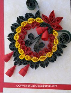 handmade gifts, quilling, cards