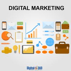 """Regarding #DigitalBranding, a survey report says- """"72%  Marketers believe that branded content is more effective than advertising in a magazine, and 69% say it is better than direct mail and PR."""" Contact #Digital360 now for effective Digital Branding of your website/blog.Call at +91 92788 49499 or visit www.digital360.co for more info."""