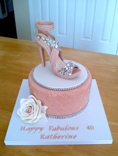 Birthday Cake for me in the future. I fell in love with this cake