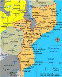 Mozambique: 24,692,144: Capital - Maputo: Life Expectancy: 52.6 - 37th largest country in the world