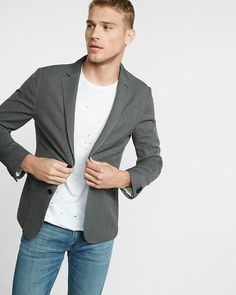 Image result for mens casual sport coat and t-shirt