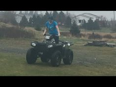 #ATV #RAIN #Newfoundland #NEWFIEGIRL - YouTube Newfoundland, Atv, Monster Trucks, Channel, Youtube, Atvs, Mtb Bike, Newfoundland Dogs, Youtubers