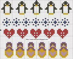 Cross Stitch Boarders, Just Cross Stitch, Cross Stitching, Cross Stitch Embroidery, Cross Stitch Patterns, Knitting Charts, Knitting Patterns, Hama Beads Patterns, Crochet Cross