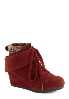 Stop Everything and Strut Bootie, #ModCloth