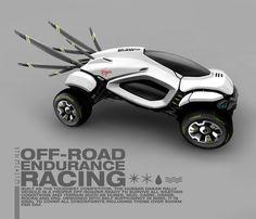 Hussar Dakar Rally Car Concept   Cool Cars and Bikes