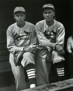 Paul Dean and Dizzy Dean, 1934
