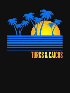 Turks & Caicos Gift. Travel Gift. Turks & Caicos travel or holiday souvenir tee shirt are the perfect to wear to the beach surfing or sailing. Perfect gift for someone travelling to Turks & Caicos. #Turks&Caicos #TurksandCaicos #Turks&Caicosshirts Turks And Caicos Vacation, Cancun Vacation, Vacation Shirts, Time Shop, Cancun Mexico, Travel Gifts, Holiday Travel, Travelling, Sailing