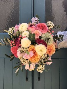 Wonderful Bunch Brisbane Australia.  This bouquet full of local premium blooms is $245. Order Flowers, Real Flowers, Brisbane Australia, Rose Bouquet, A Boutique, Special Events, Floral Arrangements, Whimsical, Floral Design